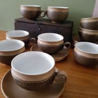 Denby Cup and Saucer